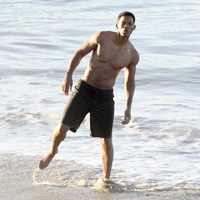 Will Smith Shirtless Hot Body Pictures Global
