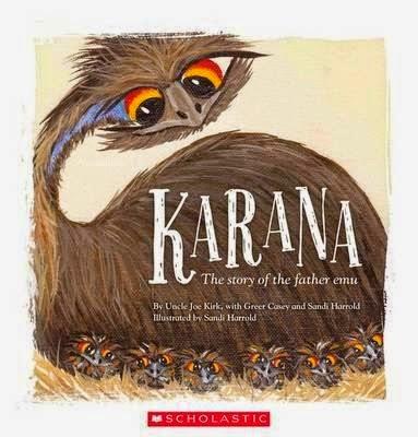 Karana by Uncle Joe Kirk