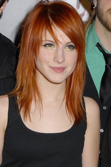 Hayley+williams+hairstyle My Emo Hairstylesblogspotcom Hayley