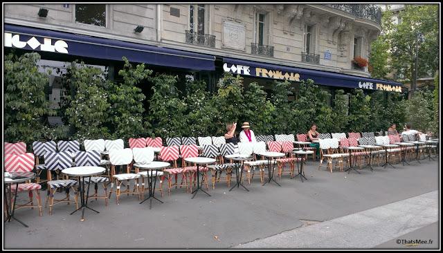 Café Français, Bastille, Paris groupe Costes Beaumarly