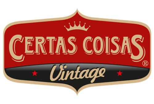 Logótipos Vintage - Certas Coisas Vintage - Mario Barbosa