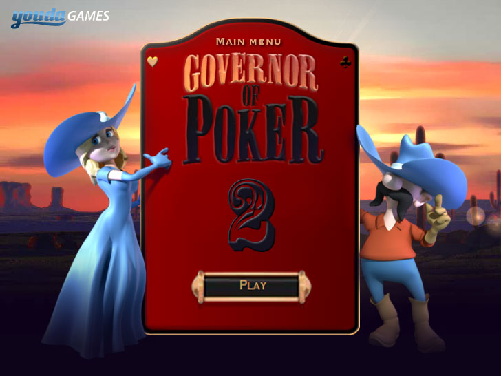 online games poker governor 2
