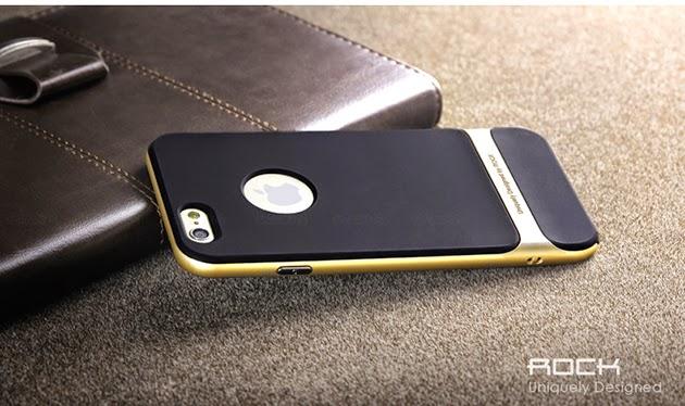 187015 เคส iPhone 7 สีทอง