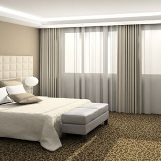 Bedroom Curtain Ideas 4