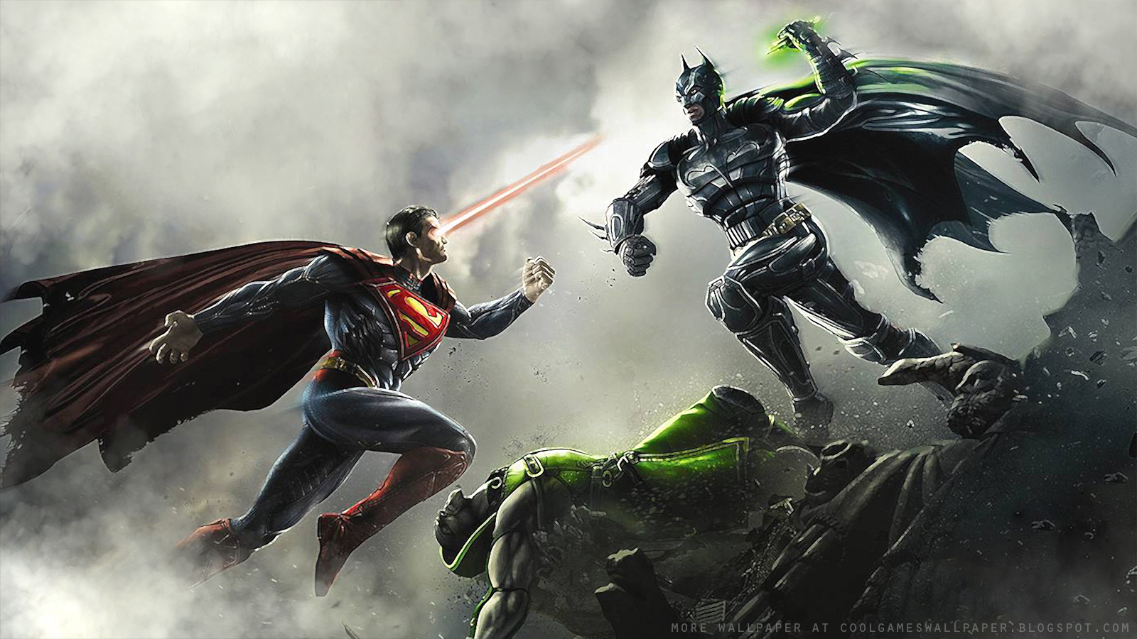 injustice: gods among us wallpapers - cool games wallpaper