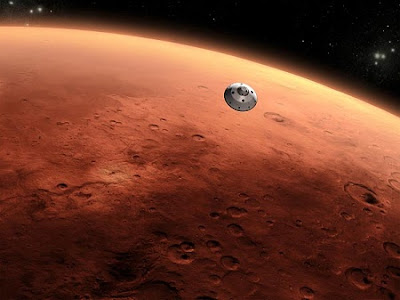 Mars Rover Landing  Approach