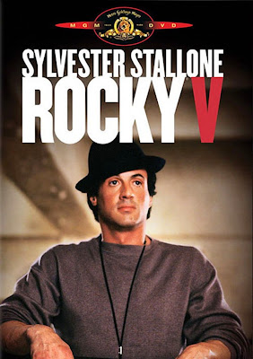 Poster Of Rocky V 1990 In Hindi Dual Audio Bluray 720P Free Download