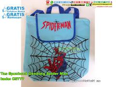 Tas Spunbond Gendong Spider Man