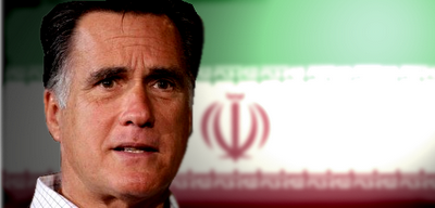 Iran Romney Nuclear Policy