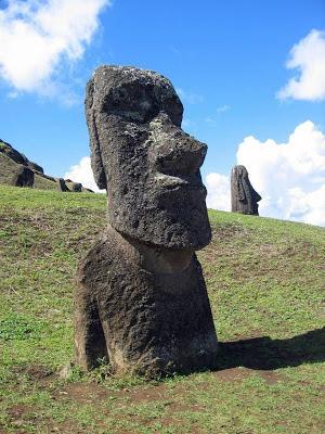 La Isla de Pascua - Chile