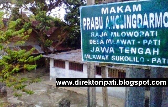 Makam Angling Dharma