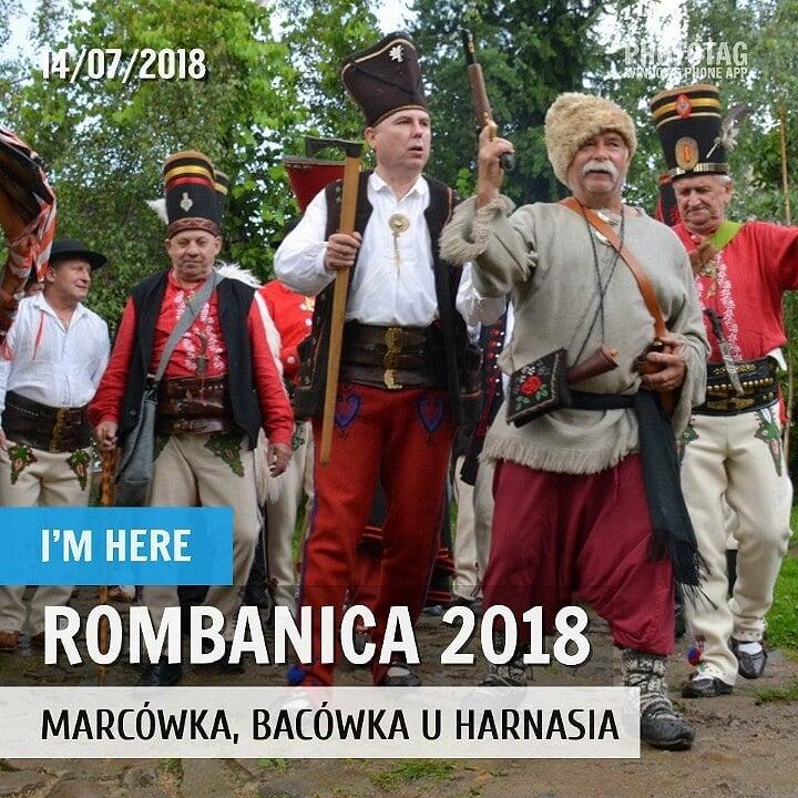 Rombanica 2018 -  Marcówca