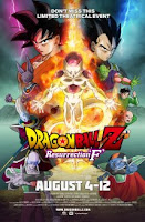 Dragon Ball Z: Resurrection 'F' (2015) Poster