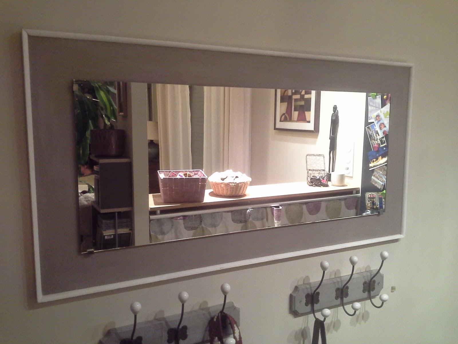 Ti case en bois miroirs for Miroir le bon coin