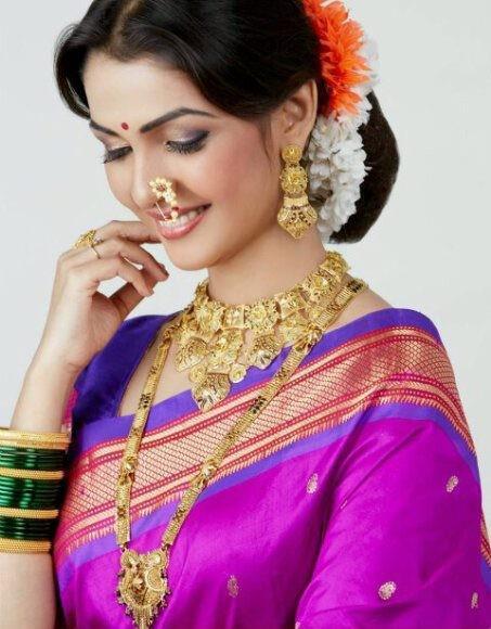 A WEDDING PLANNER Bollywood Marathi Brides