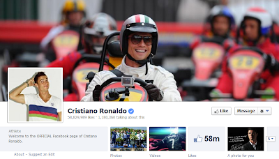 No.5 on Facebook: Most Popular People of June 2013
