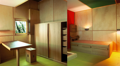 le corbusier le cabanon architecture. Black Bedroom Furniture Sets. Home Design Ideas
