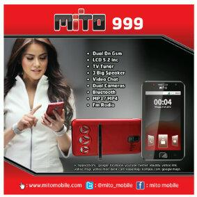 HP Mito 999 Mini Tablet Murah Terbaru