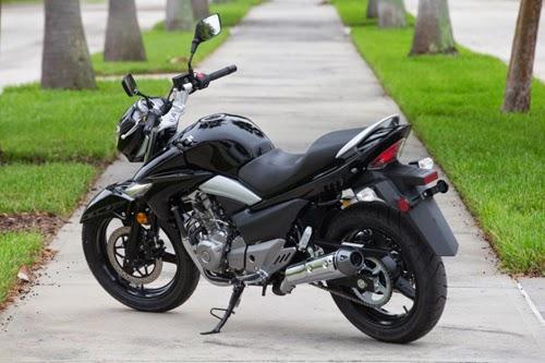 Suzuki Inazuma GW250