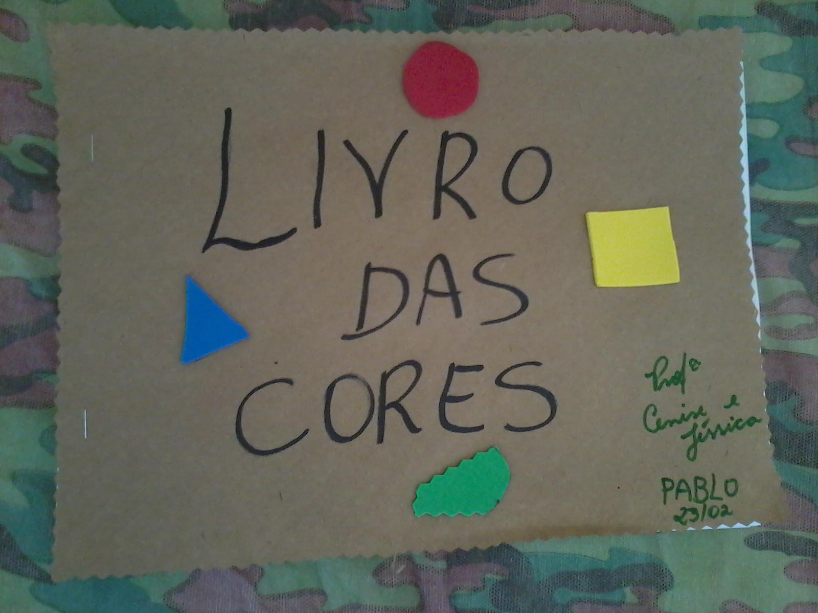 Famosos educaçao infantil: LIVRO DAS CORES E FORMAS GEOMETRICAS YQ48