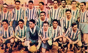 CAMPEÃO DA LIGA 1934/1935