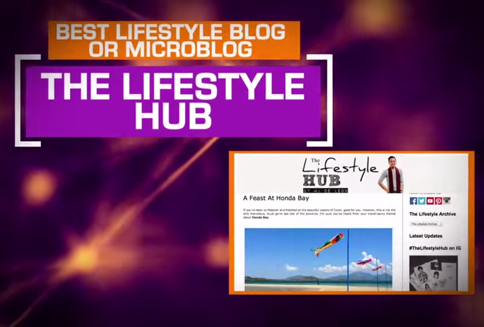 vote for the lifestyle hub at the globe tatt awards 2014