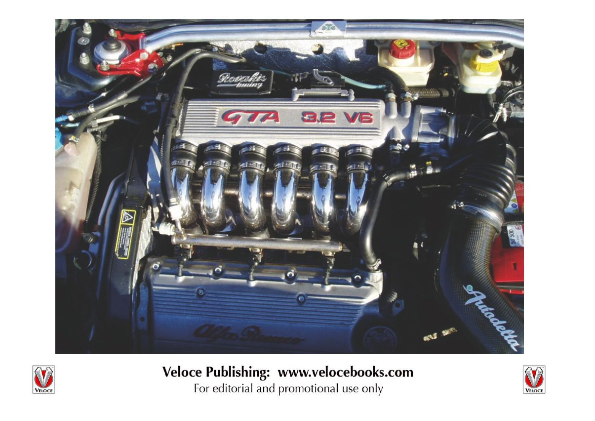 The Alfa V6 has been around for nearly three decades, so this comprehensive  performance-enhancing guide for the Alfa V6 is long overdue.