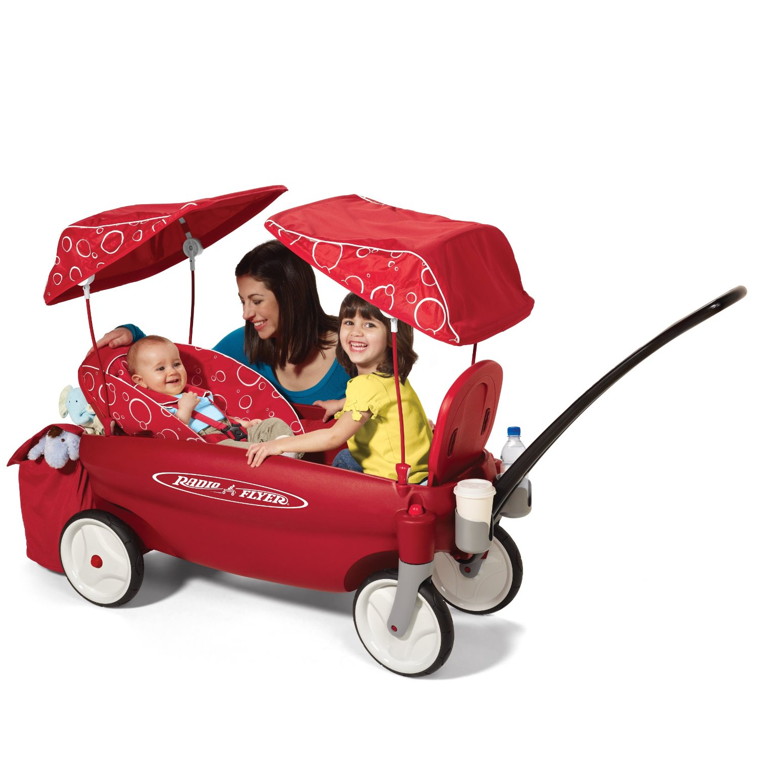 Total Fab Best Wagons With Canopy Tops For Baby