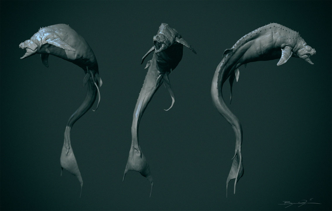 Zbrush Character Creation Here are some new sculpts from