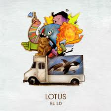 Tracklist: Build by Lotus