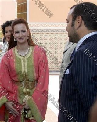 Belle marocain nu