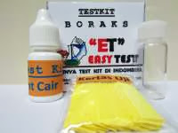 Test Kit Boraks