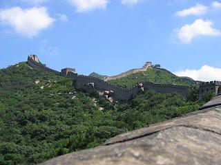Великая Китайская стена. Фото 9