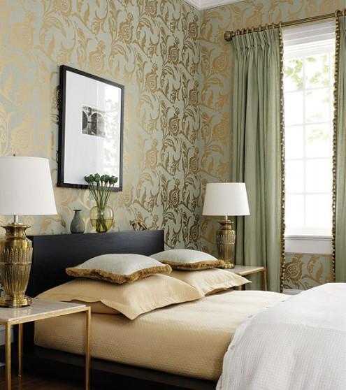 Papeles tapiz decorativos cl sicos murales wallpapers for Papeles decorativos para dormitorios