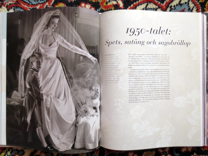 Vintagebröllop 1950-talet