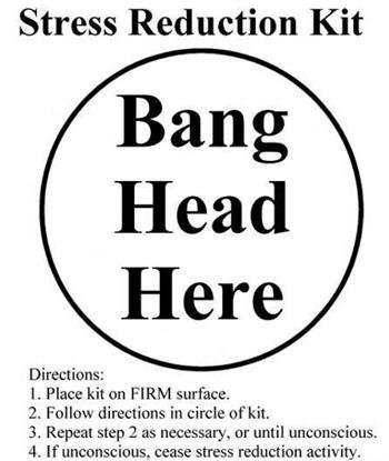 eksamen stress