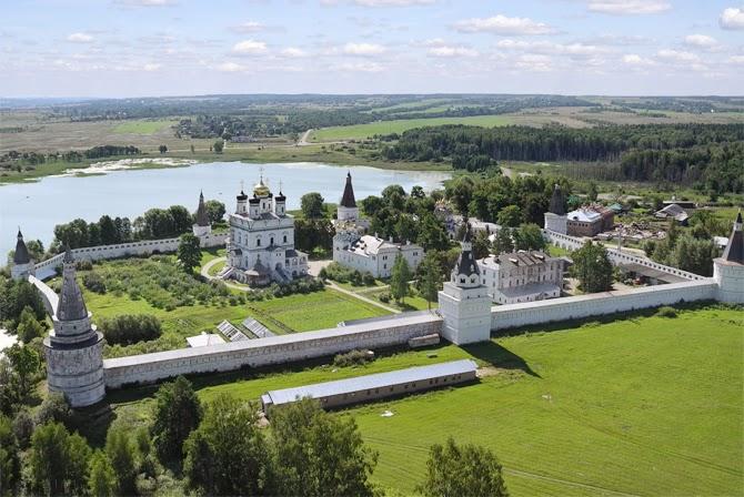 Иосифо-Волоцкий монастырь близ