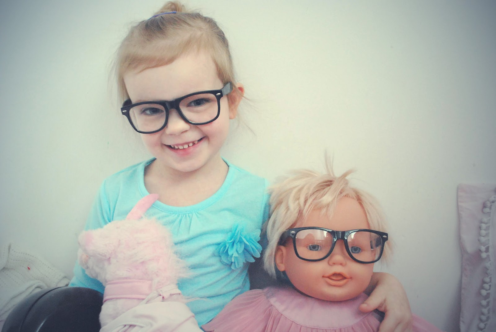 Okulary kujonki dla dzieci