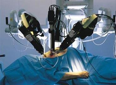 robot bedah jantung