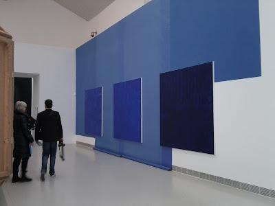 Heimo Zobernig, Museo Reina Sofía, Palacio de Velázquez, Voa Gallery, Blog de Arte, Exposiciones Madrid, Arte contemporáneo, Instalaciones, Parque del Retiro,