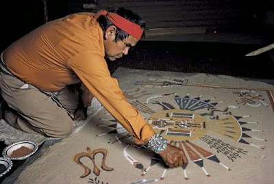 http://unbelievablepainting.blogspot.co.uk/2012/06/floor-paintings-native-american-sand.html