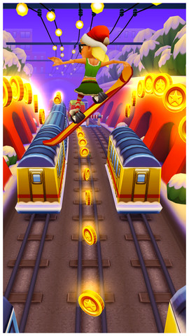 Update your Subway Surfers to Version 1.5.2