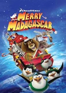 Feliz Madagascar (Merry Madagascar) (2009) Español Latino