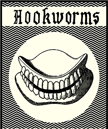 Hookworms @ Silver Dollar, April 12