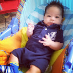 Baby ralphael 2 month old