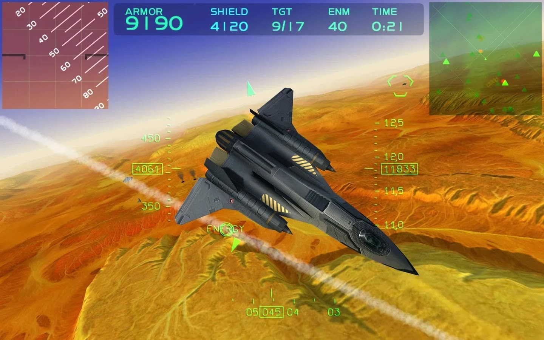 Fractal Combat X v1.4.11.0 Mod