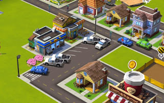 Cityville 2 Game play Screenshot Zynga
