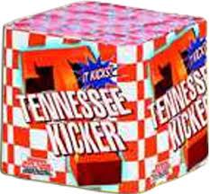 Tennessee Kicker fireworks fun