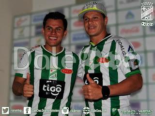 Oriente Petrolero - Erick Iragua - Hugo Fernando Souza - DaleOoo.com sitio del Club Oriente Petrolero