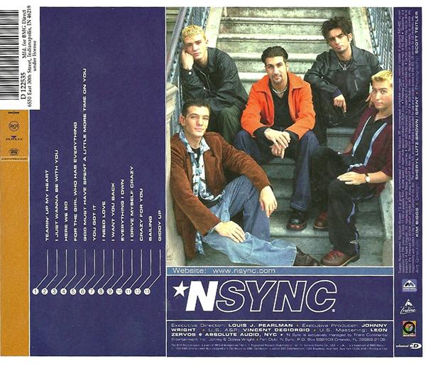 *NSYNC - Celebrity (CD, Album)   Discogs